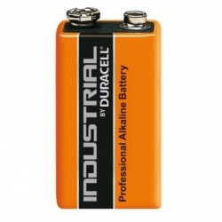 Pile 9V Duracell Industrial