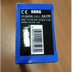 KORG KA199 Power supply...