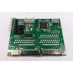 Keyboard scanner pcb board...