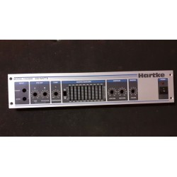 Hartke HA3500(S) front panel