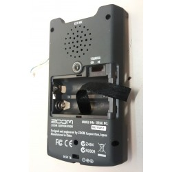 Rear case for Zoom H4n