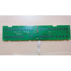 Left panel PCB Yamaha PSR-E433