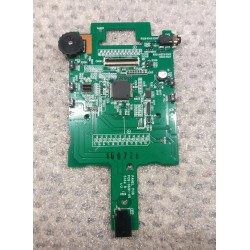 Panel board for Zoom H4n PRO
