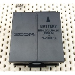 Battery box for Zoom F8