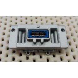 Microphone bloc connector...