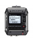 Replacement parts for Zoom F1 recorder
